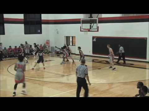 Men's Basketball VS Sauk Valley Community College Game Highlights (11/01/16)