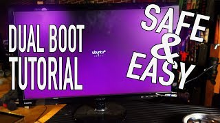 The Best Way to Dual Boot Linux and Windows: Full Tutorial
