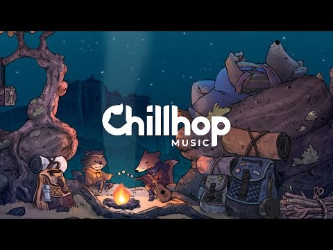 Campfire Crackling 🔥 [warm / Cozy Beats]