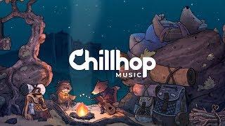 Campfire Crackling  [warm / cozy beats]