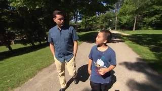Meet the 12-year-old Waterloo freshman