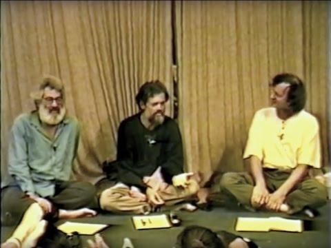 The future of humanity - McKenna, Abraham, Sheldrake