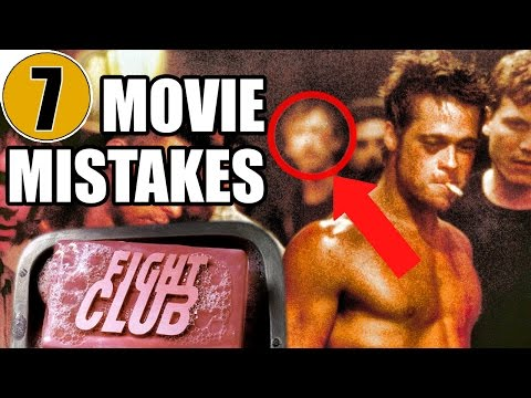 7 Mistakes of FIGHT CLUB You Didn't Notice