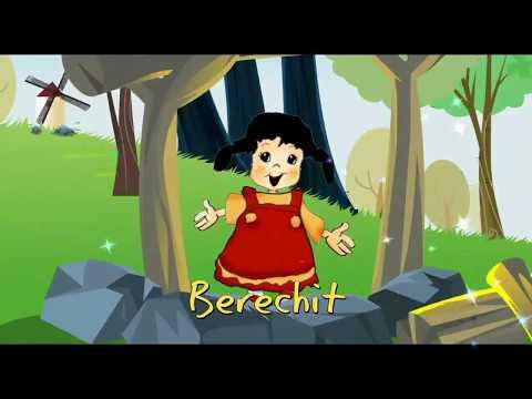 Noa raconte la paracha berechit