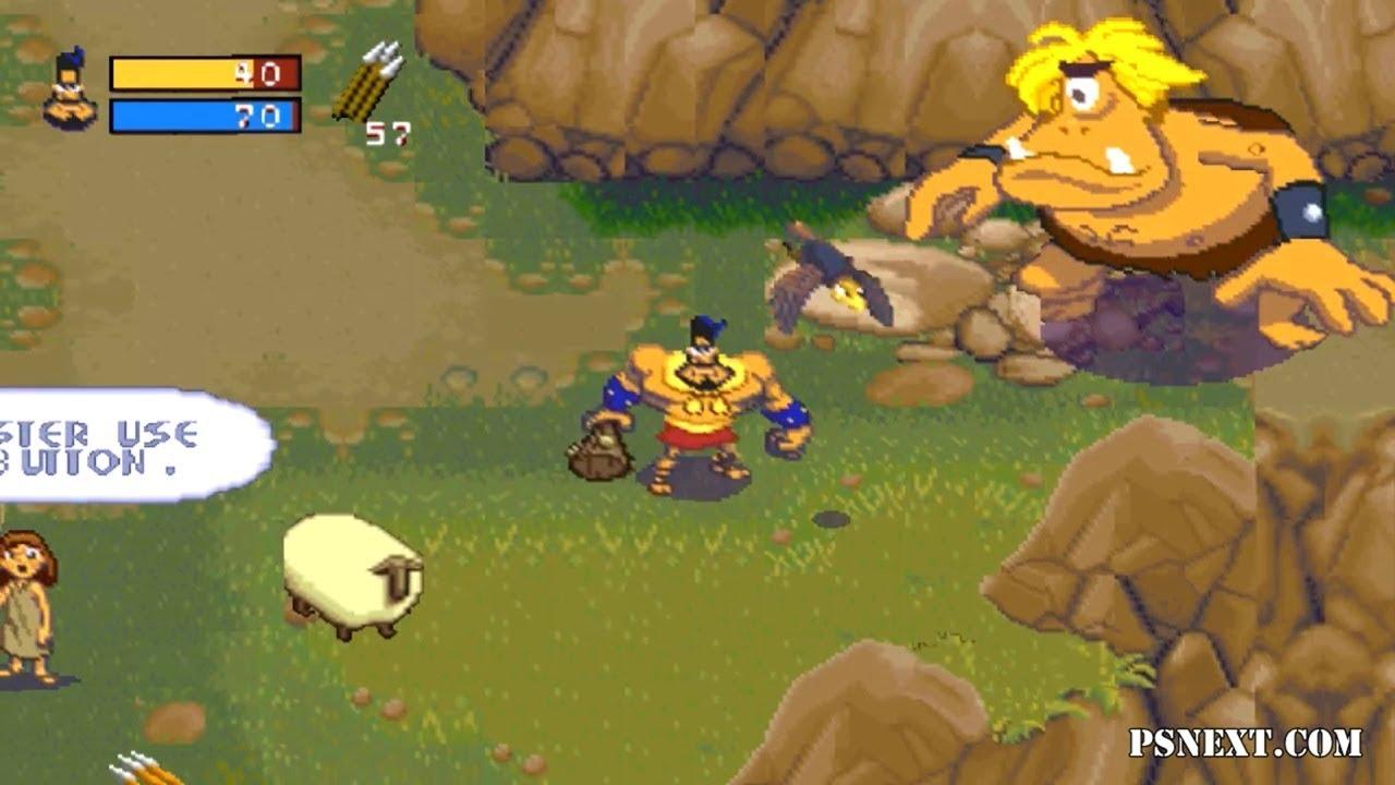 Herc's Adventures PS1 ROM #14