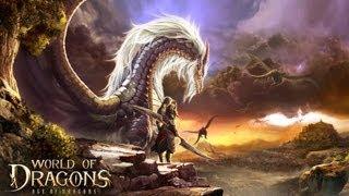 World of Dragons часть 1 'Новые приключения с Евгехой'
