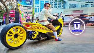 NEW Break Mix With PCX Best Style, PCX Modified, Moto Style