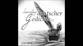 Sammlung deutscher Gedichte 012 - 7/20. Aus den Ghaselen... von Friedrich Rückert