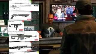 Watch Dogs Gameplay: Driving, Guns, Hacking, & Stealth! (Xbox Playstation 4 PS4 PC Game Play HD)
