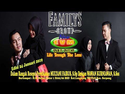 LIVE FAMILYS GROUP LENGKONG WETAN SERPONG