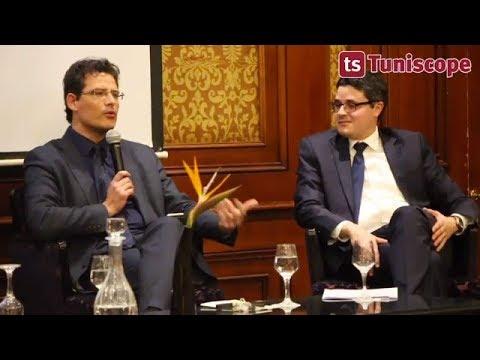 Intervention de M. Moez Chakchouk - Debat Atuge / Fintech