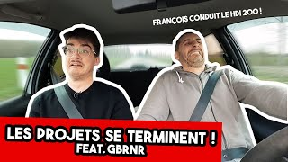 ON TESTE NOS HDI 200 feat GBRNR et sa C666 😈