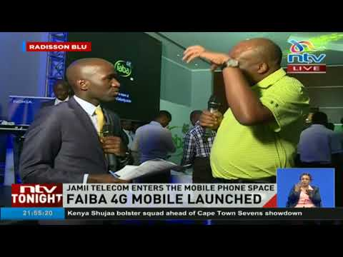 Jamii Telecom enters mobile network space as it launches Faiba 4G