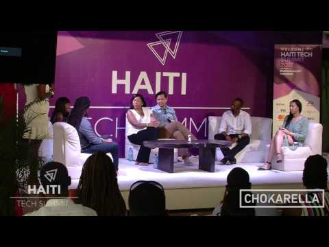 Haiti Tech Summit 2017: From Print to Digital: The Future of Media