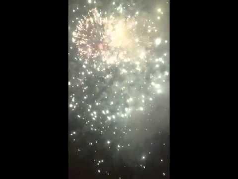 July 4th 2012 Fireworks Video @ Home Depot Center (LA Galaxy)