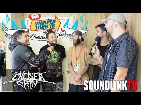 Chelsea Grin Interview Warped Tour 2018/ SoundlinkTV
