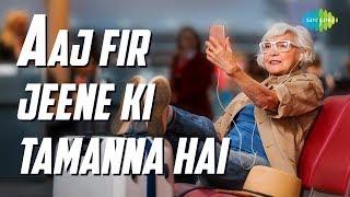 Storiyaan Short Stories | Aaj Phir Jeene Ki Tamanna Hai | 3 mins story