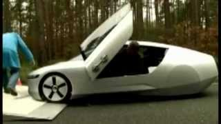 Volkswagen announce the arrival of the 313 MPG XL1. the worlds most economical car late 2013