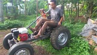 Test Drive Tractor
