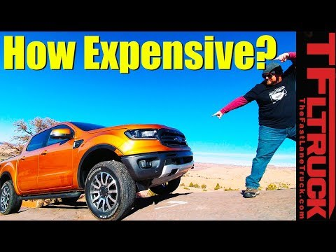 Is This The Most Expensive 2019 Ford Ranger You Can Buy?