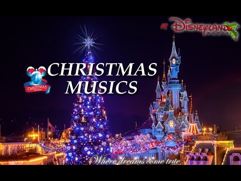 Deck the halls with boughs of Holly - Christmas Music [HQ] - Disneyland® Paris
