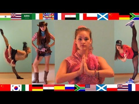 Dance around the World 1.000 Subscriber Special