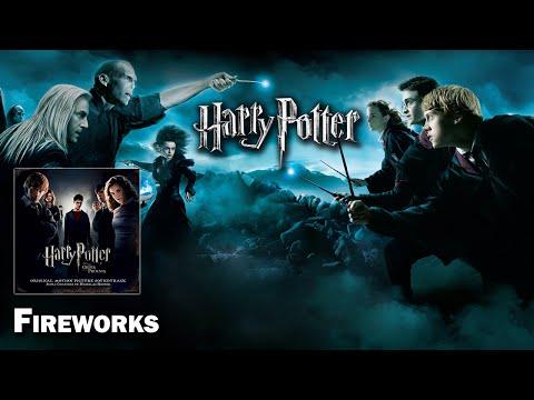 Fireworks - Harry Potter Et L'Ordre Du Phénix (HQ)