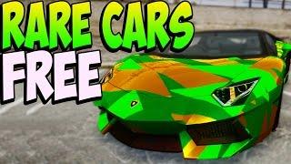 GTA 5 Online - RARE CARS FREE Location 1.20/1.22 - Secret Rare Vehicles (GTA 5 Cars Guide)