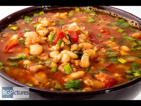 Healthy Recipe White Bean And Turkey Chili