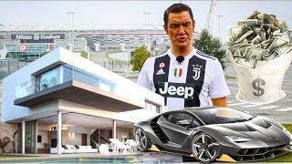 Cristiano Ronaldo - CR7 Luxuslife in Turin! (Part 1)