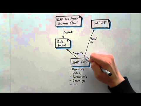 What is a semantic network? (SAP EA Explorer - Short Video)