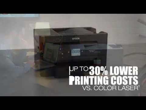 Epson WorkForce Pro WF 3720 All In One Printer