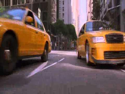 Taxi 4 vs New-York Taxi