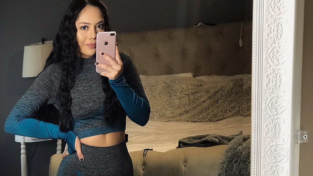 96586c0be99c8e GYMSHARK amplify seamless collection review & try on/ non-sponsored ...