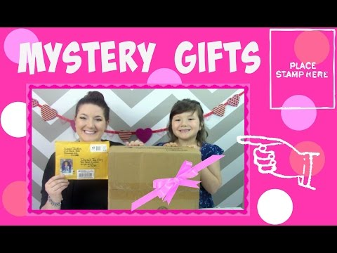 Mystery Mail from Robin & Penny and Kalebs Toy Box! |What did they send us?!?!|