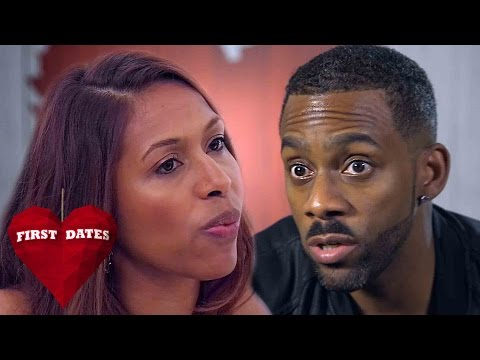 Richard Blackwood's Date Doesn't Know He's In Eastenders!   Celebrity First Dates UK