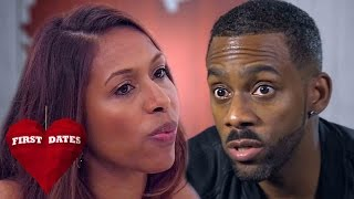 Richard Blackwood's Date Doesn't Know He's In Eastenders! | Celebrity First Dates UK