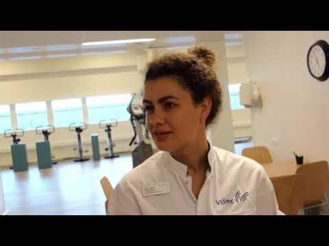 Vlog revalidatiegeneeskunde - Lisa