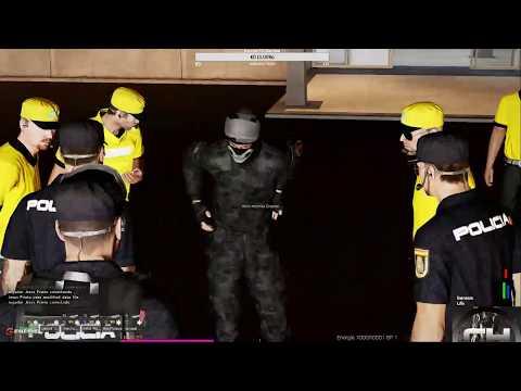 ARMA 3 RolePlay GNS Genesis Life 18º Un No Parar Y Mala Suerter Mas Tiros