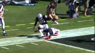 Wes Welker Highlights 2011-2012 HD