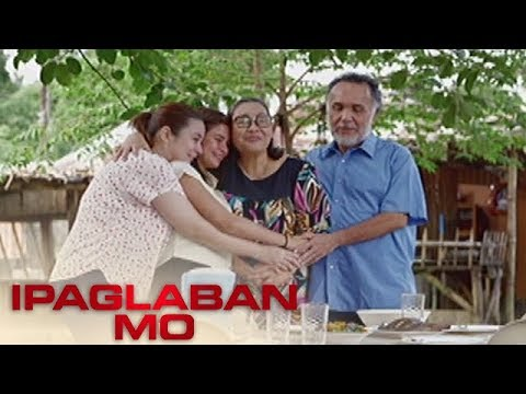 Ipaglaban Mo: Ruth expresses her gratitude to her family for supporting and loving her