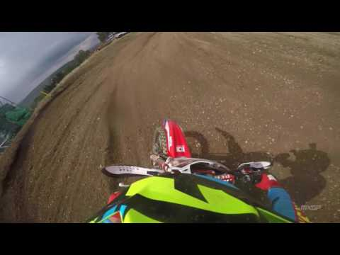GoPro: Gautier Paulin FIM MXGP 2016 RD13 Loket, Czech Republic Full Moto 1