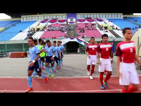 Cambodian League 2 2016 National Sports Academy  vs EDC (0-5) 25-12-2016 Video Highlights