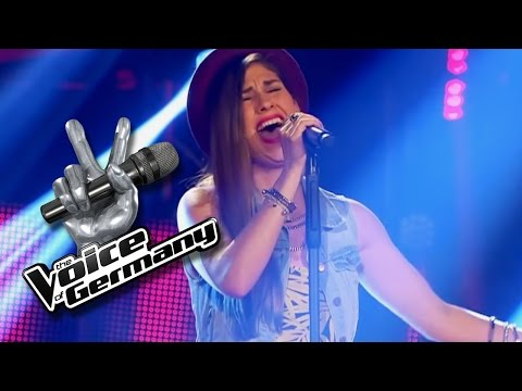 One - Ed Sheeran | Debby van Dooren Cover | The Voice of Germany 2015 | Audition