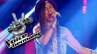 One - Ed Sheeran | Debby van Dooren Cover | The Voice of Germany 2015 | Audition