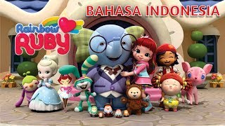 Lagu Rainbow Ruby Bahasa Indonesia Lirik | Rainbow Ruby Song | Opening Theme Song
