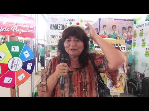 PEEL EXPOAMAZÓNICA ESTRATEGIA CHIQUINOTICIA EXPOAMAZONICA   ALCALDESA DE RIOJA
