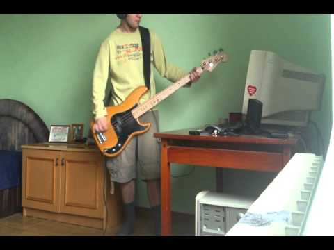 Alkaline Trio - Jaked on Green Beers (Bass Cover)