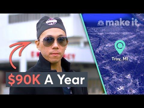 Living On $90K A Year In Metro Detroit | Millennial Money
