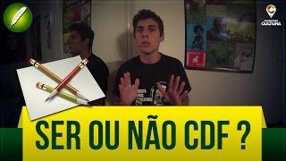 Ser ou Não CDF? (Poesia) - Fabio Brazza